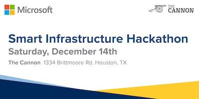 Smart Infrastructure Hackathon