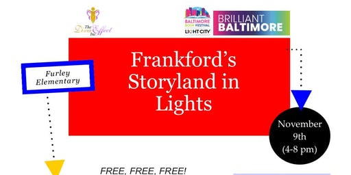 Frankford's Storyland in Lights!