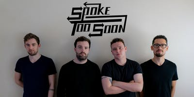 Spoke Too Soon - The Ice Box, Glasgow