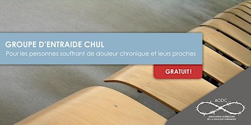 AQDC : Groupe d'entraide CHUL