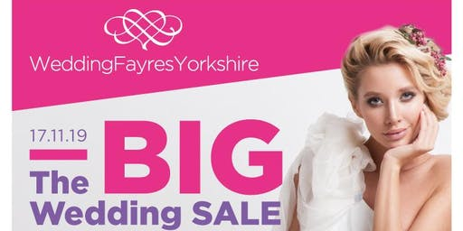 The BIG Wedding Sale Barnsley
