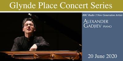 GPCS 2020 - Alexander Gadjiev (piano)