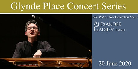 GPCS 2020 - Alexander Gadjiev (piano) tickets
