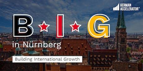 B•I•G in Nürnberg Tickets