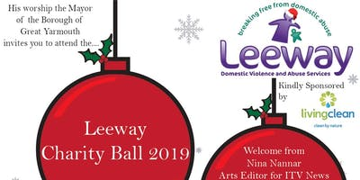 Leeway Civic Charity Ball 2019 Kindly Supported by Living Clean