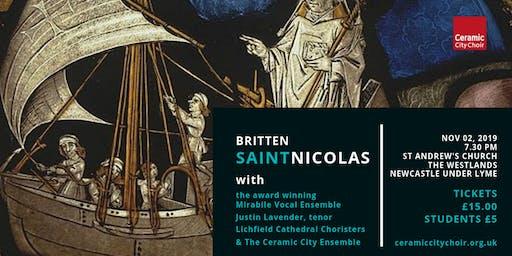 Britten St Nicolas