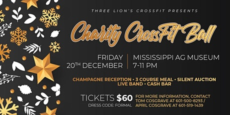 CrossFit Charity Ball tickets