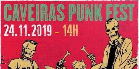 Caveiras Punk Fest - Edição Novembro ingressos