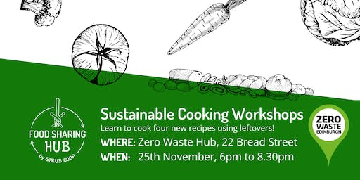 Sustainable Cooking Workshop