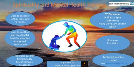 Spirituality and Mental Health Training