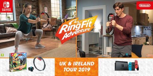 Ring Fit Adventure - UK & Ireland Tour 2019 - Edinburgh