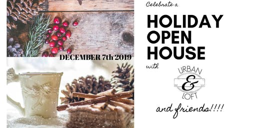 Urban & Loft (and Friends) Holiday Open House