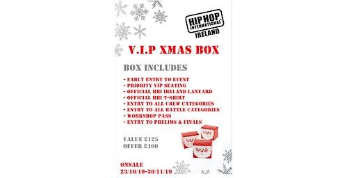 Hip Hop International Ireland Xmas Box 2020