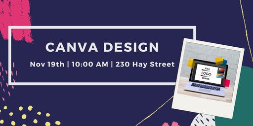 Learn to Design with Canva