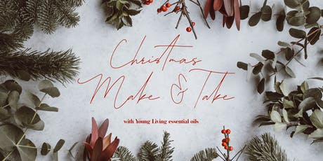 Christmas Make & Take tickets