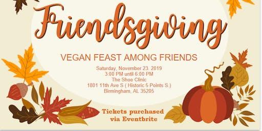 Vegan Friendsgiving