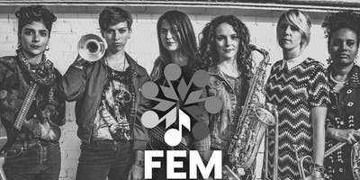 Wednesdays LIVE | The Fem Jam