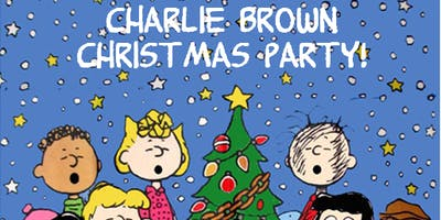 Charlie Brown Christmas Party