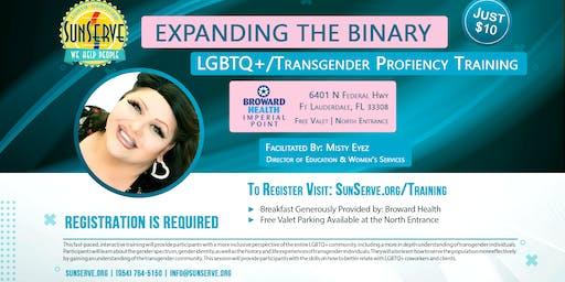 SunServe LGBTQ+/Transgender Proficiency Training