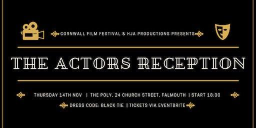 The Actors Reception