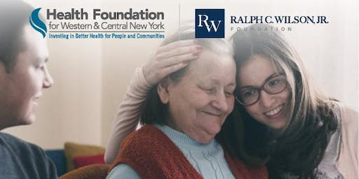Communities Care WNY Family Caregivers Respite Pilot Program- Workshop #1