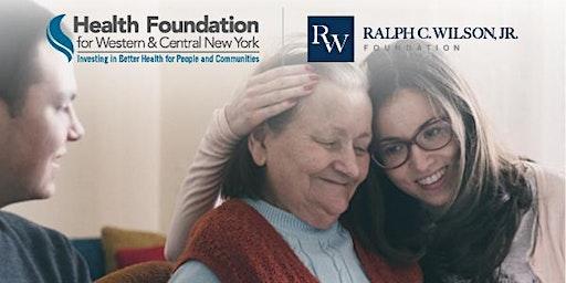 Communities Care WNY Family Caregivers Respite Pilot Program- Workshop #3