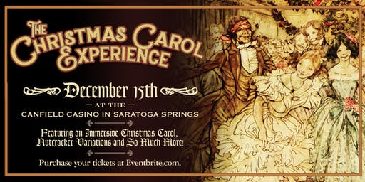 The Christmas Carol Experience