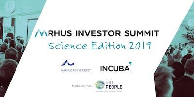 Aarhus Investor Summit 2019 - Science Edition