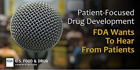 Public Meeting for Patient-Focused Drug Development on Vitiligo tickets