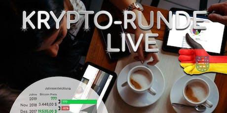 Krypto-Runde Nov'19 Tickets