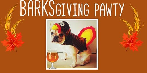 BarkHappy Austin: Barksgiving Pawty Benefiting Emancipet!