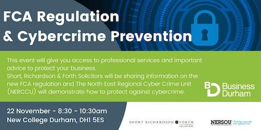 FCA Regulation & Cybercrime Prevention