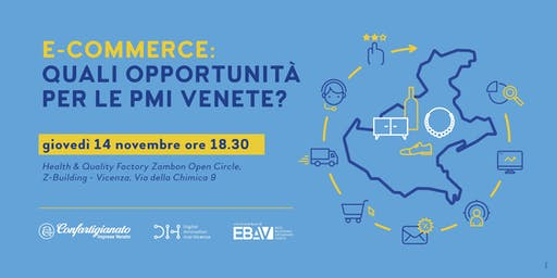 E-commerce: quali opportunità per le PMI Venete?