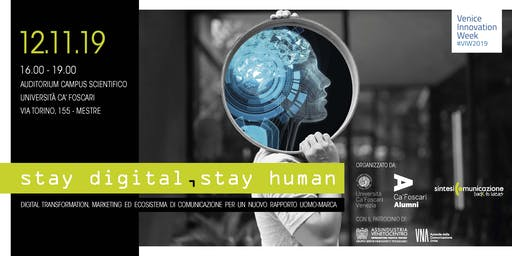 Stay Digital, Stay Human