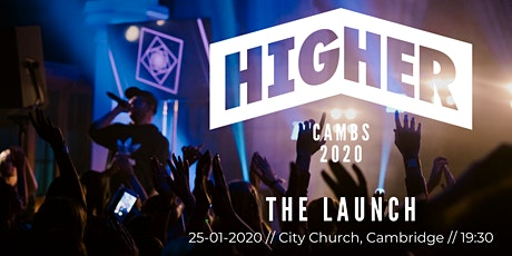Higher Cambs 2020: The Launch tickets