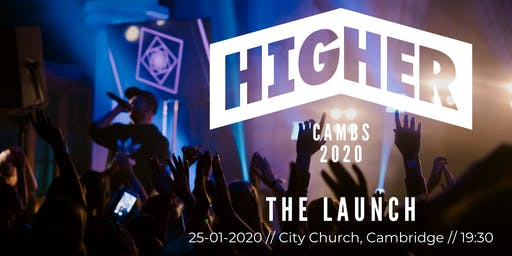 Higher Cambs 2020: The Launch