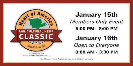 Heart of America Agricultural Hemp Classic tickets