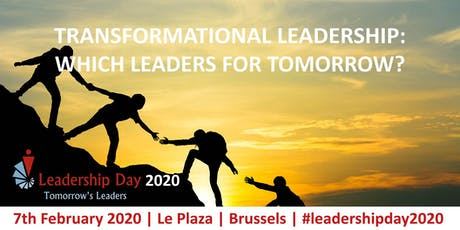LEADERSHIP DAY 2020- BRUSSELS tickets