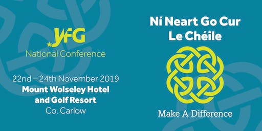 Young Fine Gael National Conference 2019