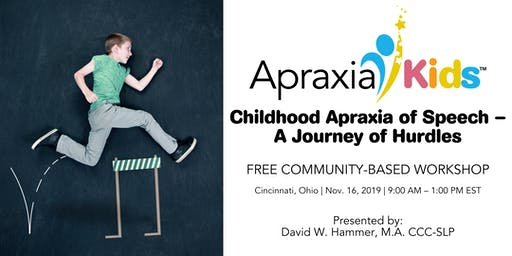 Childhood Apraxia of Speech – A Journey of Hurdles