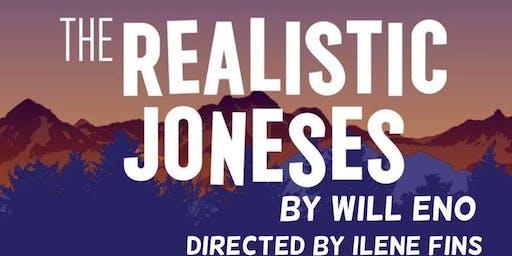 Workshop Theatre: The Realistic Joneses