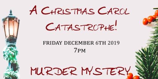 A Christmas Carol Catastrophe - Murder Mystery