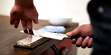 Schleifkurs für Koch- und Küchenmesser Tickets