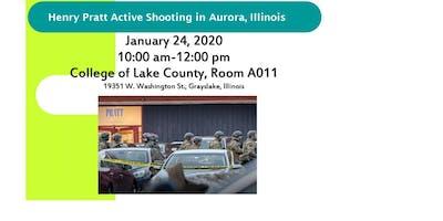 Aurora Shooting Presentation