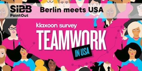 Forum HR: Building International Collaborative Teams tickets
