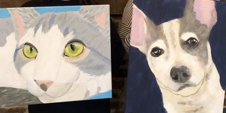 Paint Your Pet! December 15 tickets