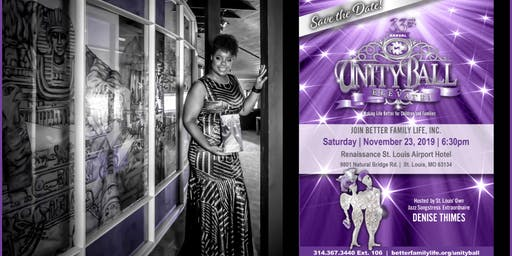 33rd Annual Unity Ball | Elevate! | Better Family Life
