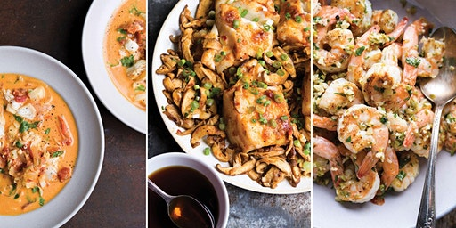 Weeknight Dinners: Fearless Fish Dinners-part 1