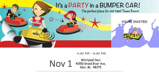 Team Building Event: Whirlyball!