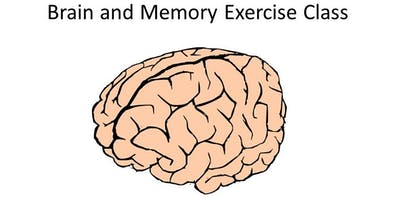 Senior Brain and Memory  Exercise Class
